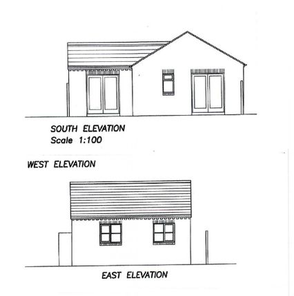 Thumbnail Detached bungalow for sale in Crabmill Lane, Easingwold, York