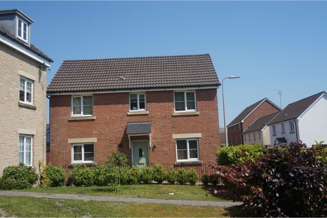 Thumbnail Detached house for sale in Penderyn Close, Merthyr Tydfil