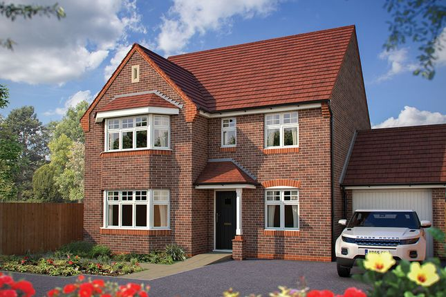 "Thumbnail Detached house for sale in ""The Oxford"" at Harvest Rise, Shefford"