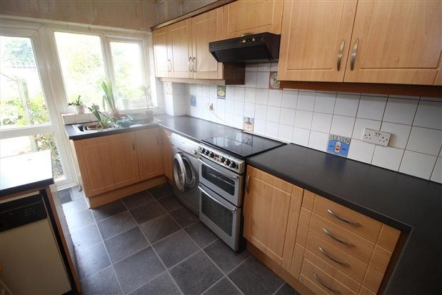 Kitchen of Glencross Place, Blackpool FY4