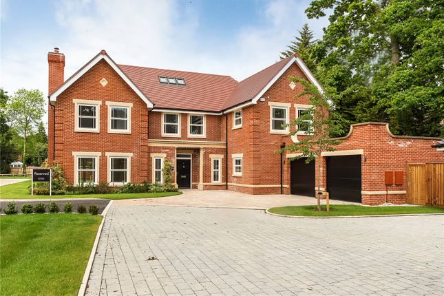 Thumbnail Detached house for sale in Deverill, Glade In The Spinney, Gerrards Cross, Buckinghamshire