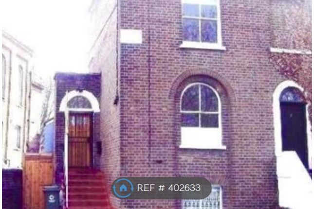 Thumbnail Semi-detached house to rent in Cobourg Road, London