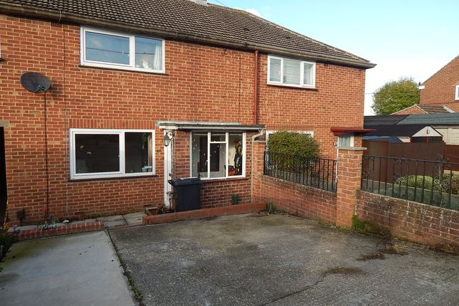 Thumbnail Terraced house to rent in Springfield Road, Wantage