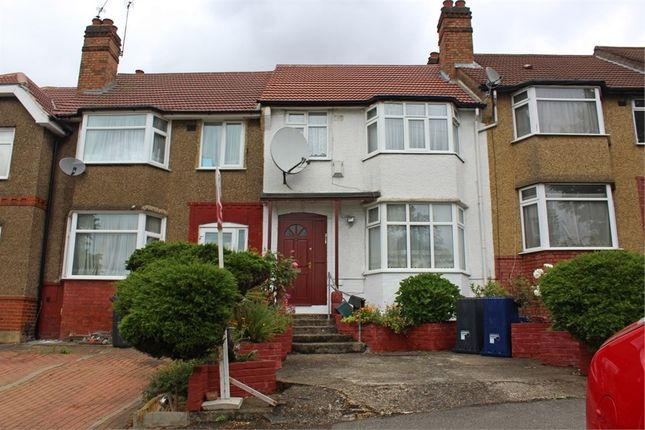 Terraced house for sale in Whitton Avenue East, Greenford, Greater London