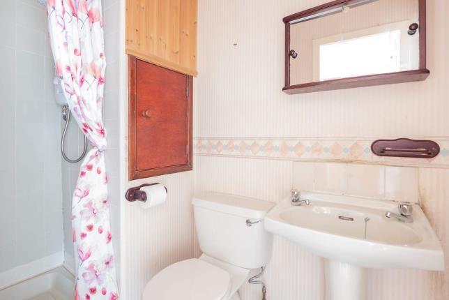 Shower of Murdieston Street, Greenock, Inverclyde PA15
