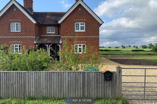 Thumbnail Semi-detached house to rent in Forehead, Mortimer, Reading