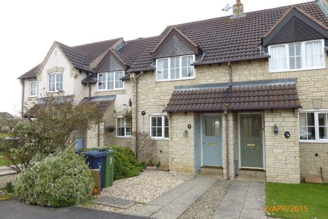 Thumbnail Terraced house to rent in Cherry Blossom Close, Bishops Cleeve, Cheltenham