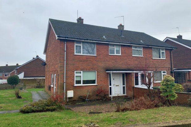 Thumbnail 3 bed semi-detached house to rent in Chapel Street, Cannock