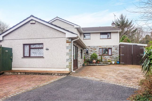 Thumbnail Detached house for sale in Treverbyn Road, St. Austell