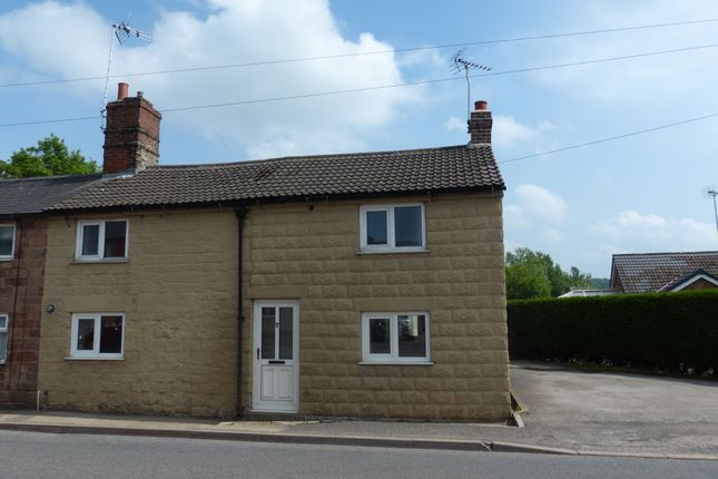 Thumbnail End terrace house for sale in Wallash, Mayfield