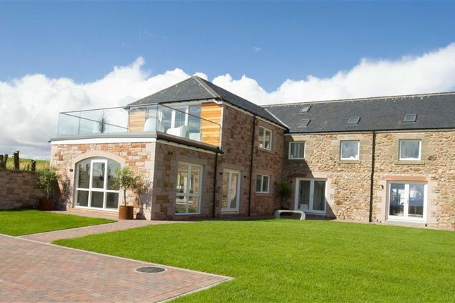 Thumbnail End terrace house for sale in Unit 4, Halidon Hill, Berwick Upon Tweed