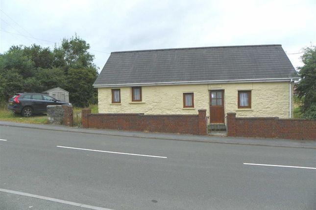 Thumbnail Cottage for sale in Heol Y Meinciau, Pontyates, Llanelli