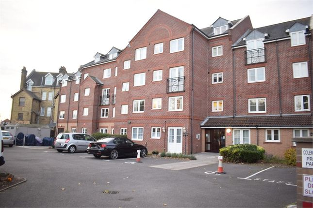 Thumbnail Flat for sale in Station Road, Clacton-On-Sea, Essex