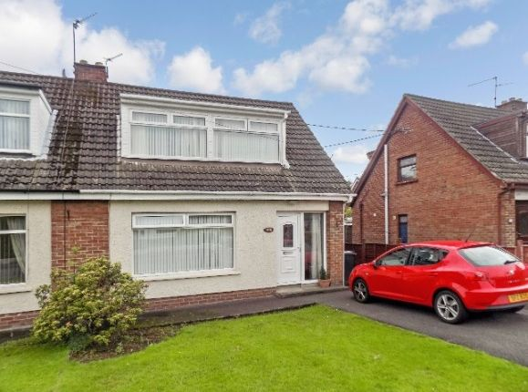 Thumbnail Property to rent in Moss Road, Lambeg, Lisburn