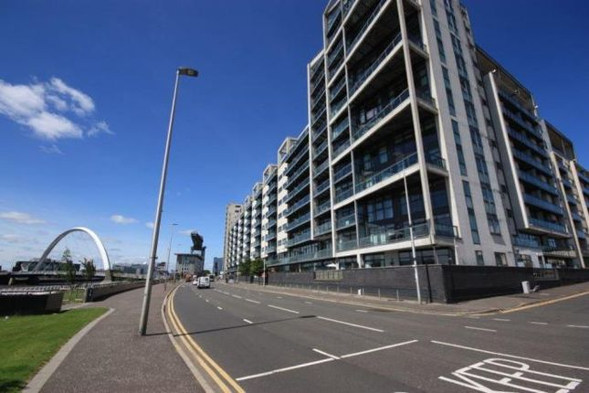 Thumbnail Penthouse to rent in Lancefield Quay, Glasgow