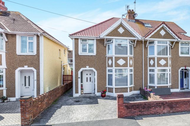 Thumbnail Property to rent in Neville Road, Porthcawl