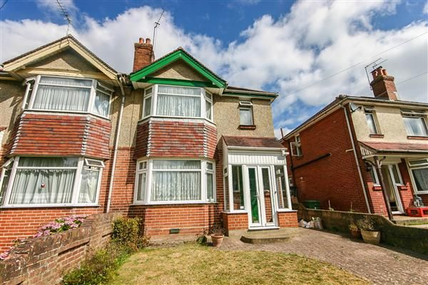 Thumbnail Semi-detached house to rent in Holland Place, Southampton