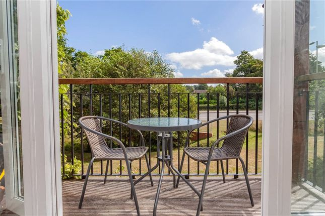 Balcony of Pipitsmead House, Alder Court, Fleet GU51