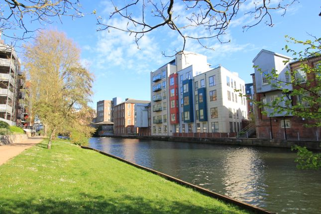Thumbnail Flat to rent in Granary View, Riverside, Norwich, City Centre