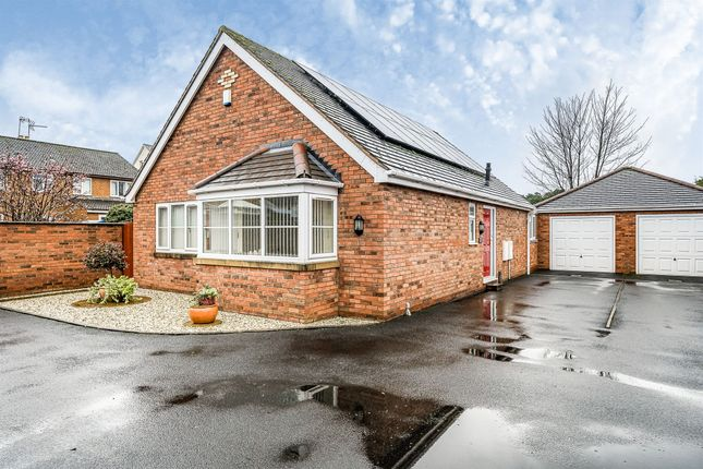 Thumbnail Detached bungalow for sale in Connaught Avenue, Kidderminster