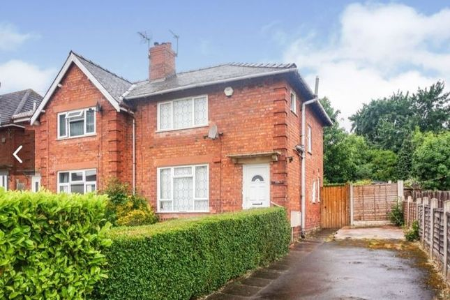 3 bed semi-detached house to rent in Valley Road, Bloxwich, Walsall WS3