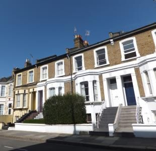 Front of Adie Road, Hammersmith W6