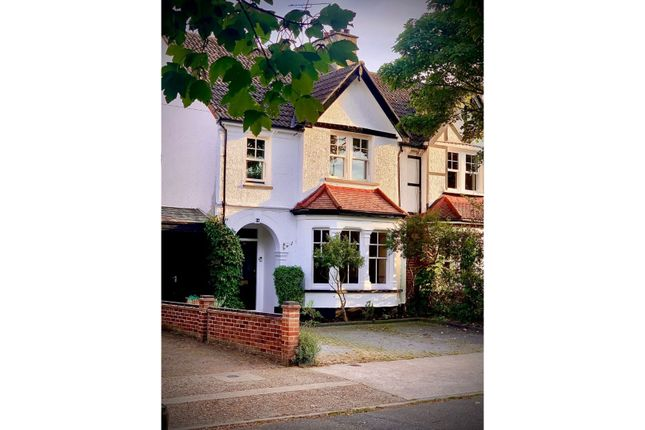 4 bed semi-detached house to rent in Cresthill Avenue, Grays RM17