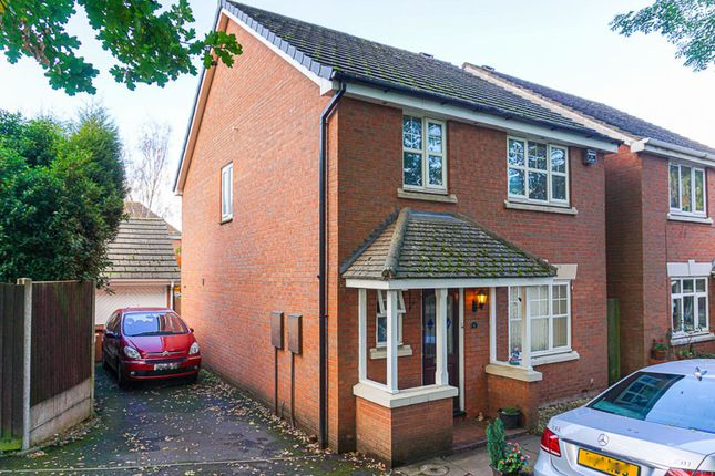Front of Pool View, Rushall, Walsall WS4