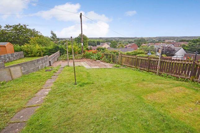 Rear Garden of Wheatlands Avenue, Bonnybridge FK4