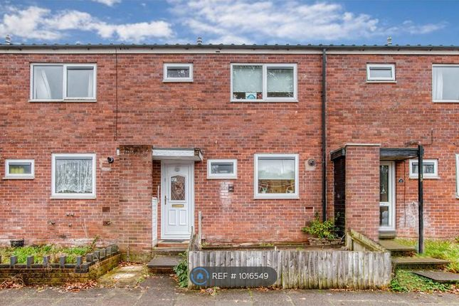 3 bed terraced house to rent in Kempsey Close, Redditch B98
