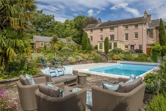 Thumbnail Detached house for sale in Monmouth, Monmouthshire