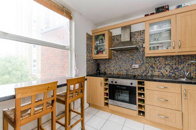 Thumbnail Flat to rent in Sullivan Close, Clapham Junction