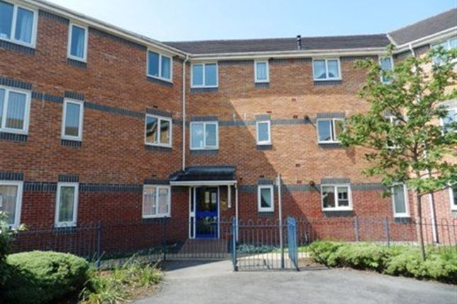 Thumbnail Flat to rent in 5 Calderbrook Ct, Ch Hulme