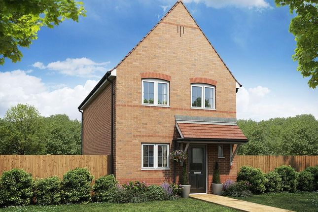 """Thumbnail Detached house for sale in """"Barwick"""" at Orchid Green, Northwich"""