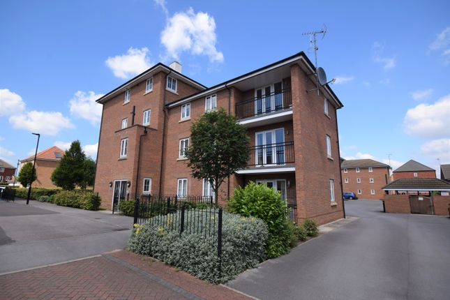 2 bed flat for sale in Derwent Drive, Lakeside, Doncaster DN4