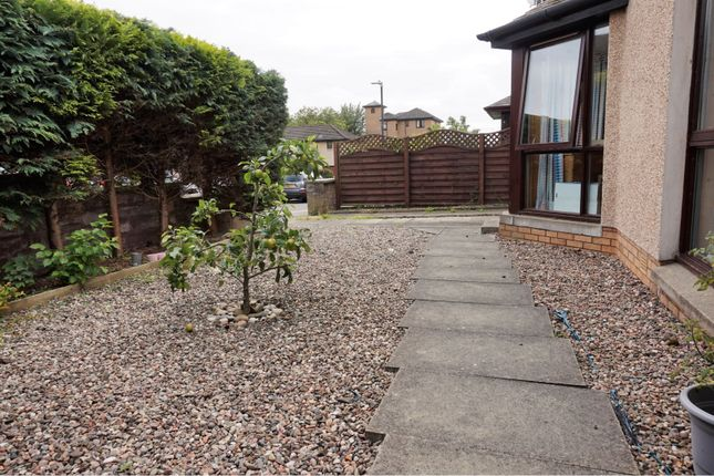 Front Garden of Patrick Place, Dundee DD2