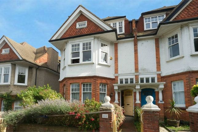 Thumbnail Semi-detached house for sale in Beachy Head Road, Eastbourne, East Sussex