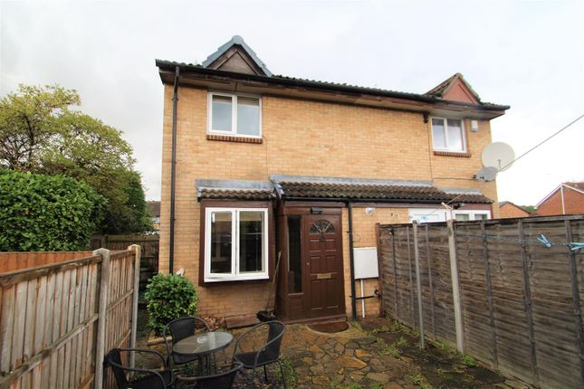 Thumbnail Property to rent in Alba Close, Yeading, Hayes