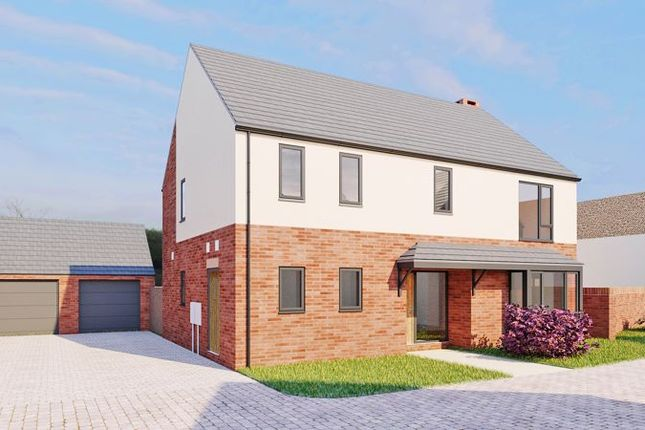 Thumbnail Detached house for sale in Plot 9, Moorcroft Farm, Crowle