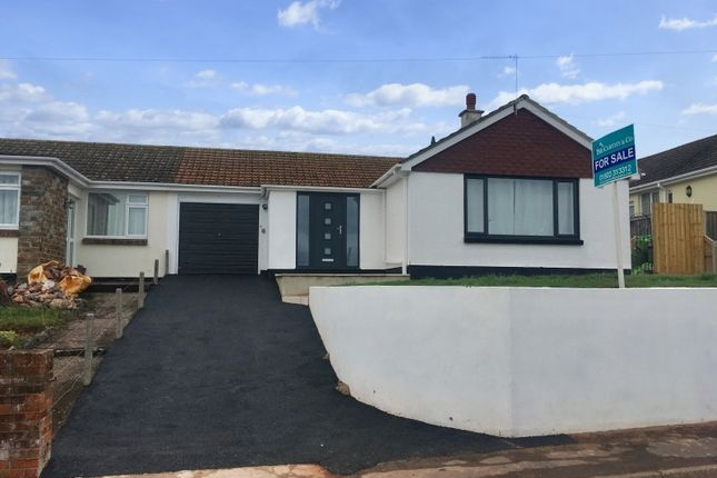 Thumbnail Link-detached house for sale in Stella Road, Preston, Paignton