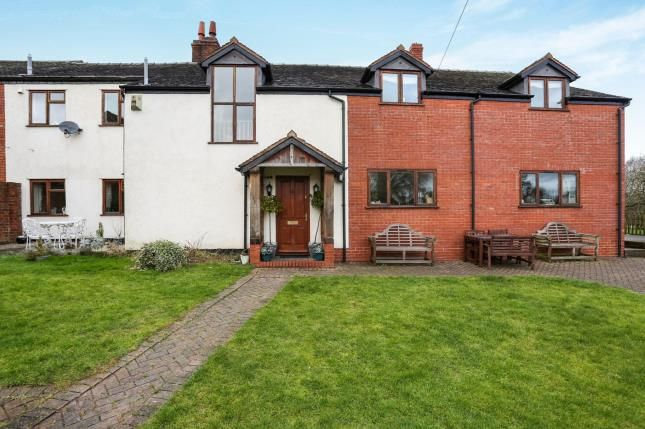Thumbnail Detached house for sale in Hipsley Lane, Atherstone, Warwickshire