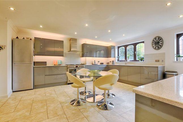 Kitchen of Walnut Drive, Thorley, Bishop's Stortford CM23