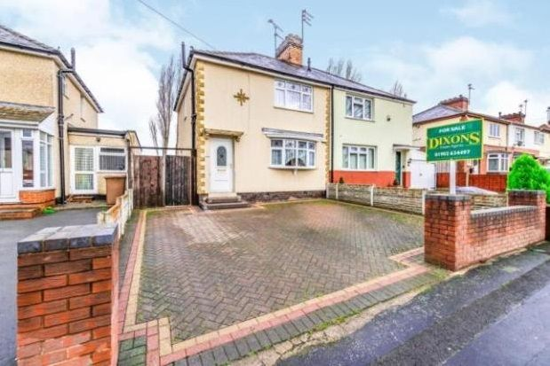 Thumbnail Semi-detached house to rent in Stafford Road, Darlaston, Wednesbury