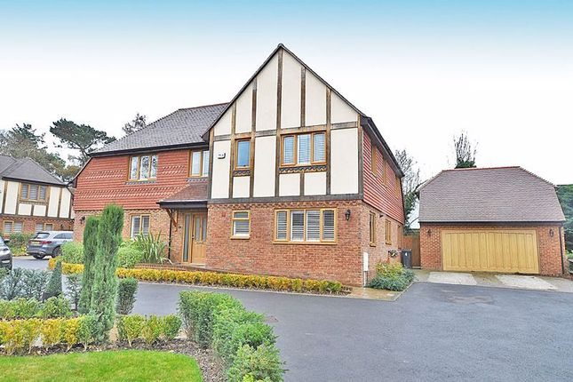 4 bed detached house for sale in Milford Place, Langley, Maidstone ME17