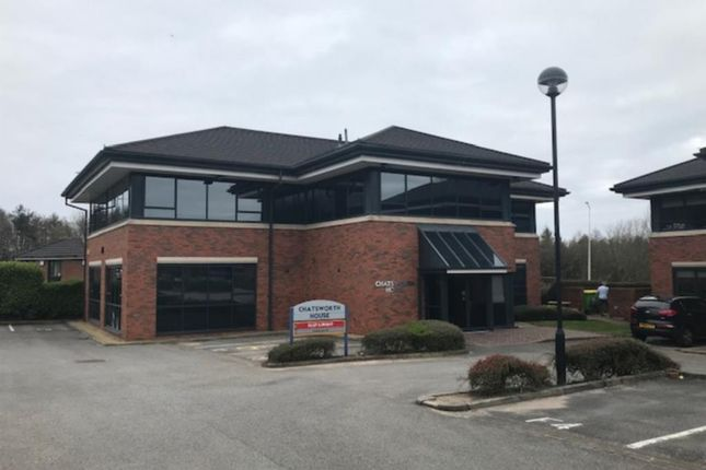 Thumbnail Office to let in Chatsworth House, Ackhurst Business Park, Chorley