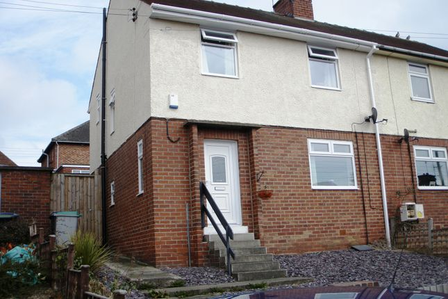 Thumbnail Semi-detached house to rent in Manor Grange, Lanchester