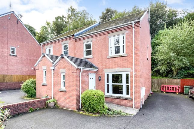 Thumbnail Semi-detached house for sale in Avondale, Holyhead Road, Chirk
