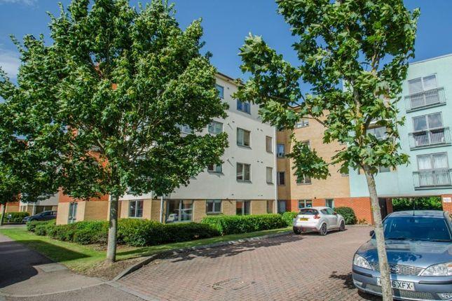 Thumbnail Flat to rent in Kilby Road, Stevenage