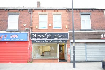 Retail premises to let in Old Church Street, Newton Heath, Manchester