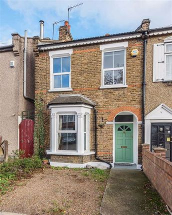 Thumbnail End terrace house for sale in Carnarvon Road, South Woodford, London